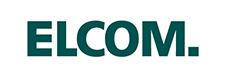Elcom. Logo